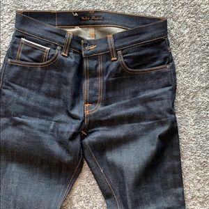 Dry Nudie Jeans